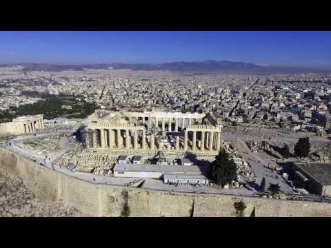 Acropolis - Parthenon - Athens, Greece 4K - UCRiB3OJv7BUF_A53CsaS01A