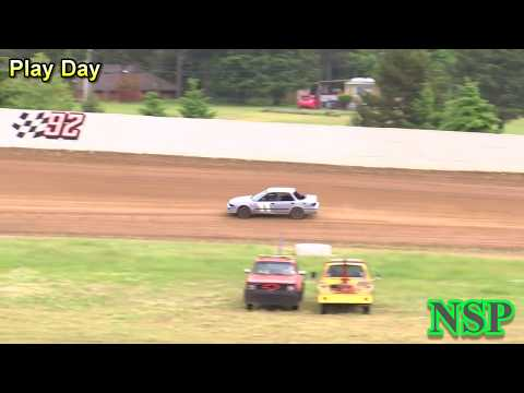 May 30, 2020 Hornets Play Day Grays Harbor Raceway - dirt track racing video image