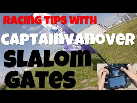Slalom Flags : Racing Tips with Captainvanover - UCoS1VkZ9DKNKiz23vtiUFsg