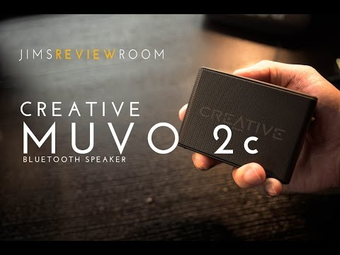 Creative MUVO 2c - REVIEW (compared w/ JBL Clip 2) - default
