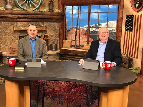 Charis Daily Live Bible Study: May Joy Be Your Homepage - Greg Mohr - November 11, 2020