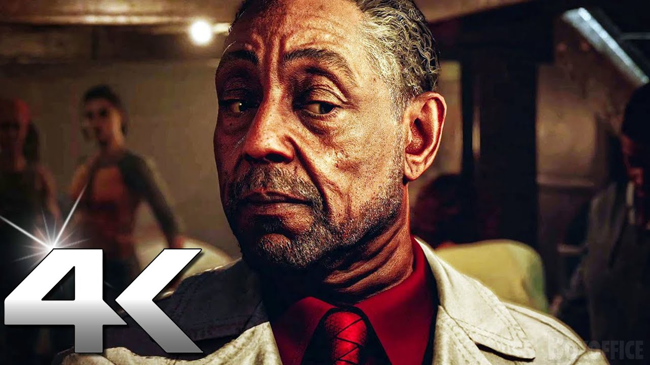 FAR CRY 6 Meet the Villain Antón Cinematic Trailer (2021)