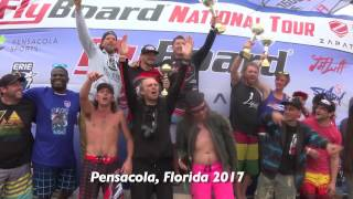 RD 1 | Pensacola, FL Recap | Flyboard US National Tour