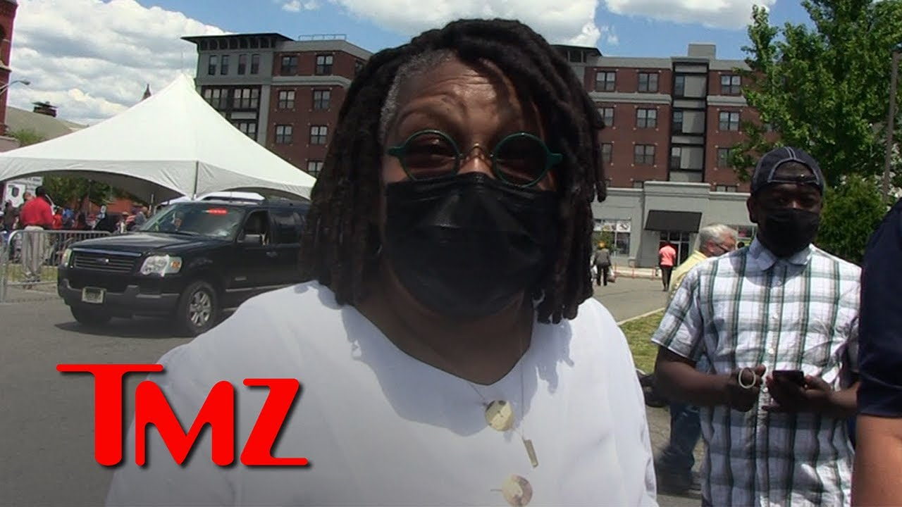 Whoopi Goldberg's Shocked Ellen DeGeneres' Talk Show is Ending | TMZ