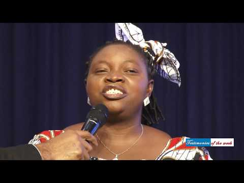 AWESOME TESTIMONIES FROM THE GLORY DOME