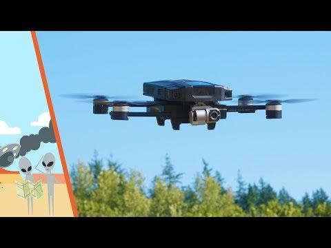 O2 Drone from GDU: Flight Testing - UC7he88s5y9vM3VlRriggs7A
