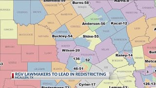 RGV lawmakers to lead in redistricting