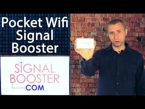 Review of Portable Cell Phone Battery Booster & Wi-Fi Extender by SignalBooster.com