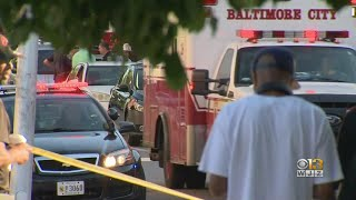 Two Dead, Baltimore Police Sergeant Injured In Shooting At Methadone Clinic