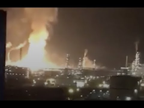 Breaking Massive Explosion Brings Doomsday Fear To Malaysia