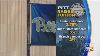 Pitt Raises Tuition For Undergrad Students