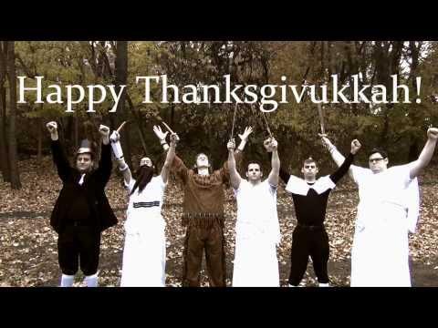 Six13 - The Thanksgivukkah Anthem