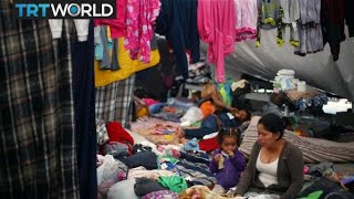 Mexico Migration: Mexicans show dissent over migrant influx