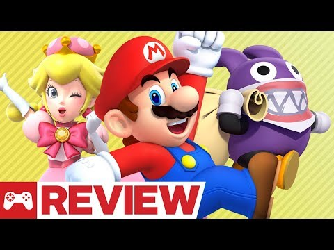 New Super Mario Bros. U Deluxe Review - UCKy1dAqELo0zrOtPkf0eTMw