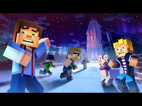 Minecraft: Story Mode - Season Two - EPISODE TWO TRAILER - UCF0t9oIvSEc7vzSj8ZF1fbQ