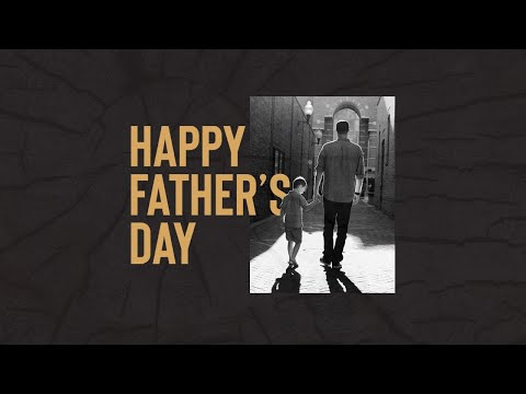 Father's Day  June 21st, 2020  Kenny Grant