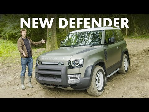 NEW Land Rover Defender: In-Depth First Look | Carfection 4K - UCwuDqQjo53xnxWKRVfw_41w