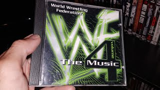 WWF The Music Vol. 4 CD