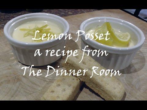 Lemon Posset - How To Make