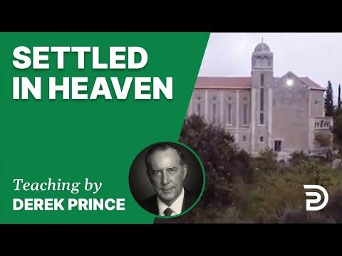 Settled in Heaven 14/7