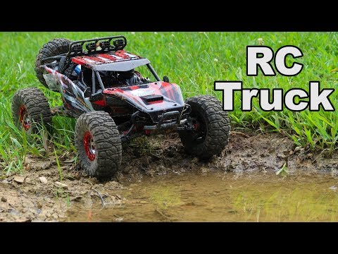 4WD RTR RC Off Road Truck - Two Speeds Feiyue FY07 - TheRcSaylors - UCYWhRC3xtD_acDIZdr53huA