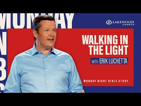Walking In The Light  Erik Luchetta