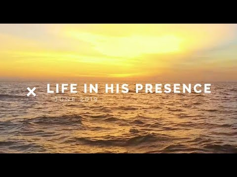 FRUSTRATED W/ MUCH CHRISTIAN TEACHING  LIFE IN HIS PRESENCE  JUNE
