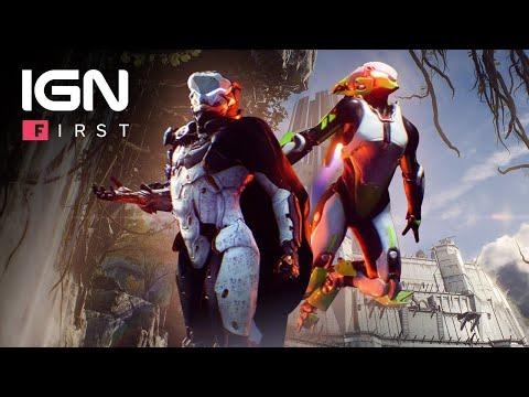 Anthem: 15 Minutes of Lost Arcanist Gameplay (Interceptor, Storm, Colossus) - IGN First - UCKy1dAqELo0zrOtPkf0eTMw