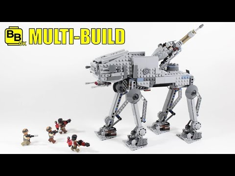 LEGO STAR WARS 75153 X2 MULTI-BUILD AT-IC WALKER! - default