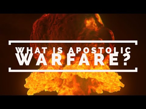 Engaging in Apostolic Warfare  Battling Territorial Demons