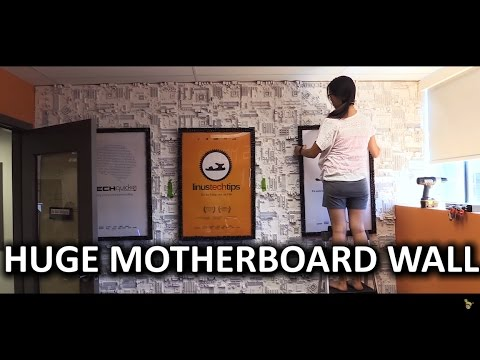 Extreme Tech Office Makeover - LMG Decorates Linus' Office Pt. 1 - UCXuqSBlHAE6Xw-yeJA0Tunw