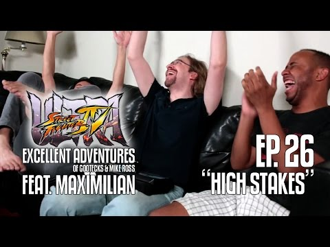 HIGH STAKES! The Excellent Adventures of Gootecks & Mike Ross ft. MAXIMILIAN! Ep. 26 - UCTDdH72PnLY1V_ERklKSXMg