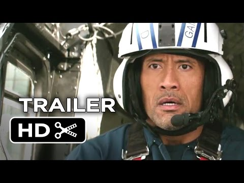 San Andreas Official Trailer #1 (2015) - Dwayne Johnson Movie HD - UCi8e0iOVk1fEOogdfu4YgfA