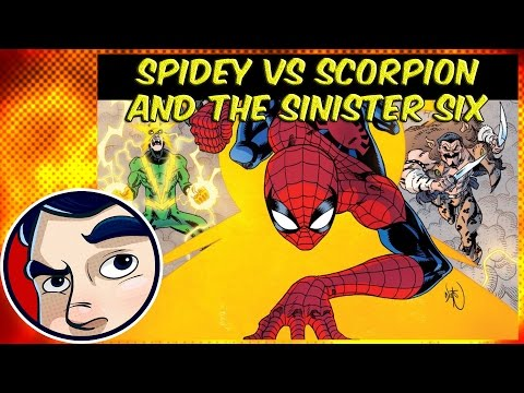 "Spider-Man New Origins Finale ""The Sinister Six!"" - Spidey Complete Story | Comicstorian - UCmA-0j6DRVQWo4skl8Otkiw"