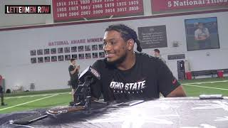 Malik Harrison: Ohio State senior linebacker on new Buckeyes defense