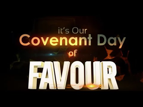 JOIN US THIS SUNDAY@ OUR COVENANT DAY OF FAVOUR-BISHOP DAVID OYEDEPO