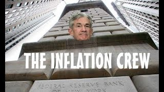 Manipulation / Inflation Crew Strikes Again, Freight Recession Grows, Great Recession 2.0
