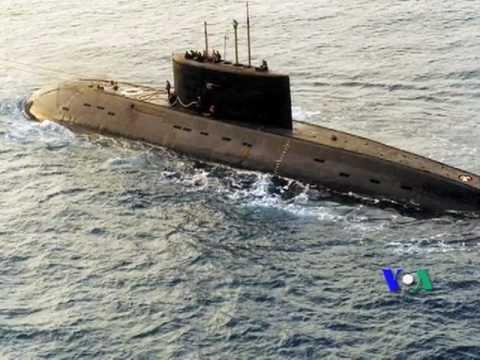 Việt Nam sắp mua tàu ngầm hiện đại (VOA Express)