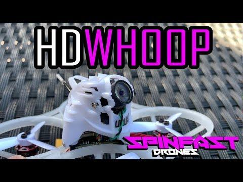 Mini Race HD Drohne statt GoPro? URUAV UR85HD Cinewhoop Review ;) - UC3ec7PM82uD-C7OP8i9XNGA