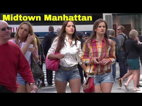 Manhattan Midtown Avenues: 5th, 6th, Park, Mad, Lex, New York - UCvW8JzztV3k3W8tohjSNRlw