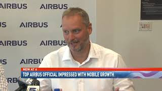NBC 15 WPMI- New Airbus COO talks growth, Brexit and Trump