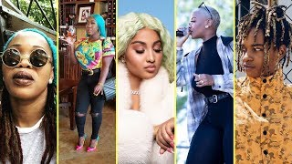 Queen Ifrica Address Spice & B@byF@ther F!ght + Shenseea Resp0nds To Jada Kingdom& Koffee H!t 50 Mil