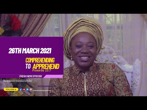 Dr Becky Paul-Enenche - SEEDS OF DESTINY  FRIDAY MARCH 26, 2021