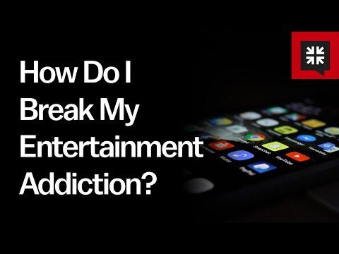 How Do I Break My Entertainment Addiction? // Ask Pastor John