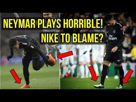 HERE'S WHY NIKE IS TO BLAME FOR NEYMAR'S POOR PERFORMANCE! - UCUU3lMXc6iDrQw4eZen8COQ