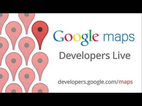 Google Maps Developers Live: Places API Radar Search and