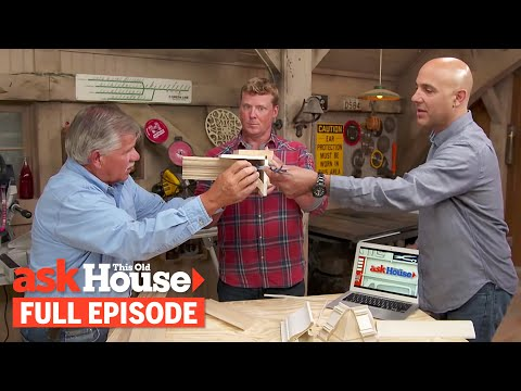 Ask This Old House | Deck, Conceal Wiring (S15 E5) | FULL EPISODE - UCUtWNBWbFL9We-cdXkiAuJA