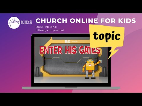 Kids Online Campus (Topic - Psalms)