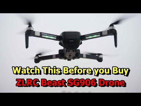 ZLRC Beast SG906 5G WiFi FPV GPS 4K Camera Drone - UCsFctXdFnbeoKpLefdEloEQ
