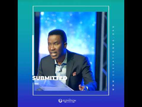 Your brain is too small to be the sole determinant of your destiny  Godman Akinlabi